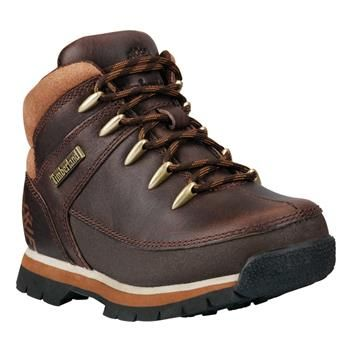 Timberland - Chaussures Euro Sprint Hiker Junior - Marron