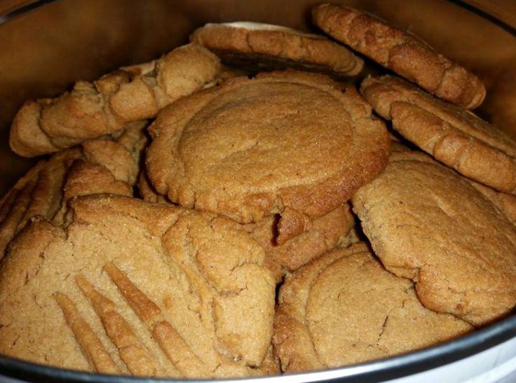 Deze pindakaaskoekjes zijn erg smeuïg en smelten in je mond. Deze Amerikaanse koekjes zijn in no time gemaakt. Ideaal als je niet veel tijd hebt en ze smaken ook nog lekker.