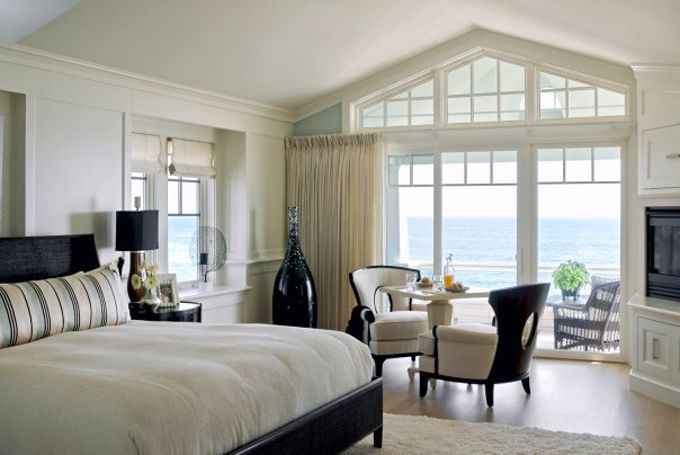 Beach house: Interior, Tms Architects, Style, Dream, Beach Houses, Hampton, Master Bedroom, Bedrooms, Ocean View