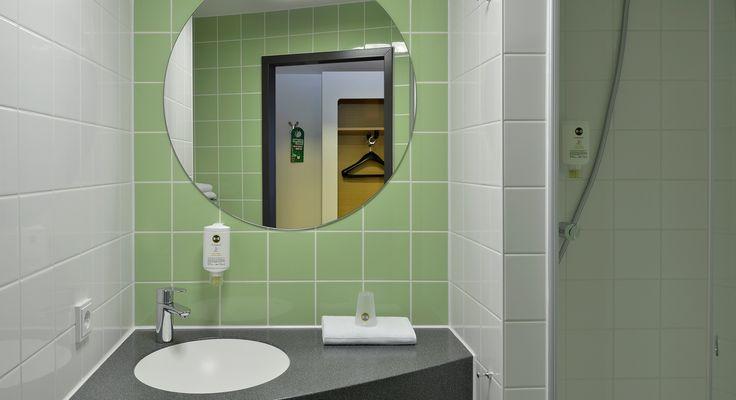 Badezimmer Im Bu0026B Hotel Osnabrück