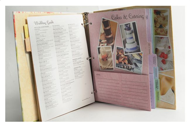 Printable Wedding Planner Binder Planning A Rustic: Best 25+ Wedding Binder Organization Ideas On Pinterest