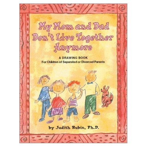 a drawing book for children of separated or divorced parents - Drawing Books For Children