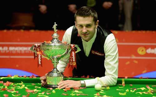 Totalposter.com - Mark Selby - World Champion