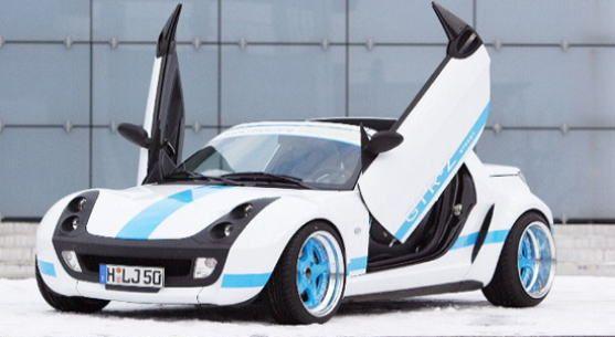 smart roadstar
