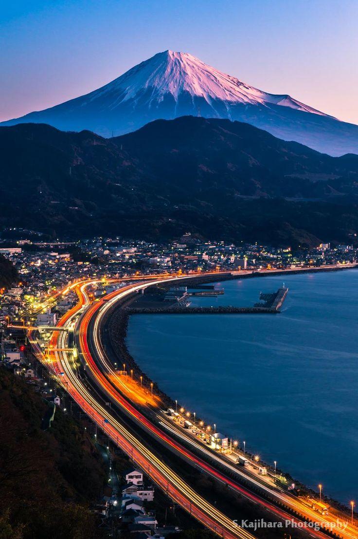 Mt. Fuji, Japan. #WesternUnion