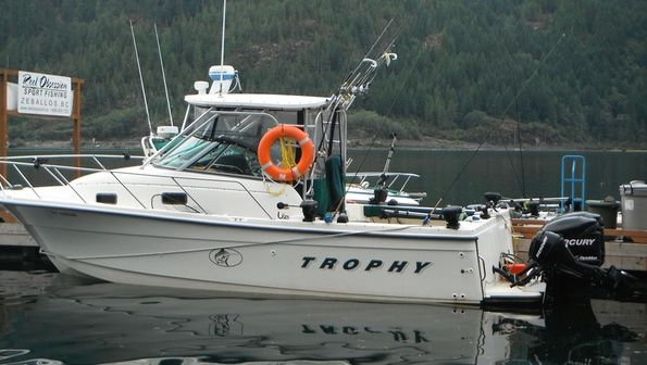 Here is our other fishing boat for our fishing charters.