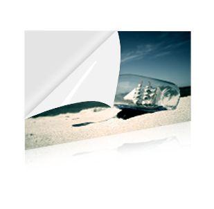 Auf Klebefolie Gedruckt Ist Nichts Mehr Vor Euren Fotos Sicher Als Sichtschutz Oder Botschaft