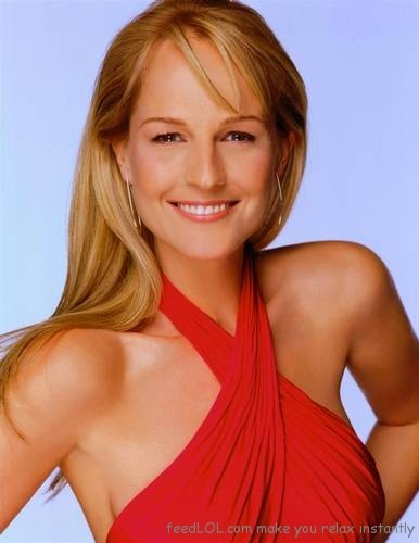 "Helen Hunt(Culver City,California)  Height: 5' 7"" (1.70 m)"