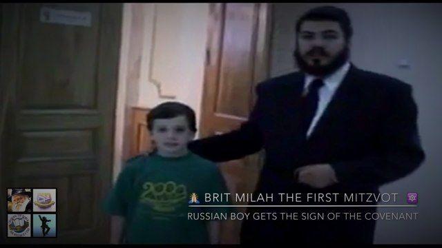 Brit Milah the first Mitzvot