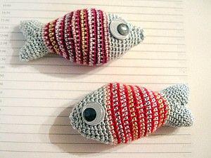 Мастер класс рыбка Полосябрик - Ярмарка Мастеров - ручная работа, handmade