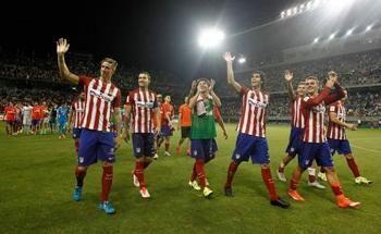 Atlético de Madrid vence al japonés Sagan Tosu