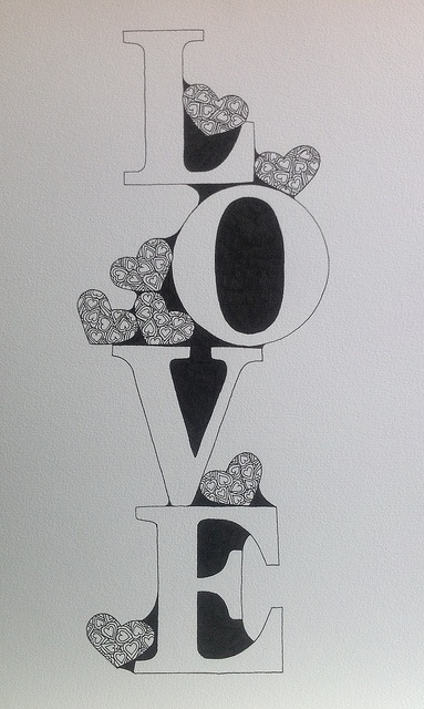 Drawing ideas for love images for Love drawing ideas