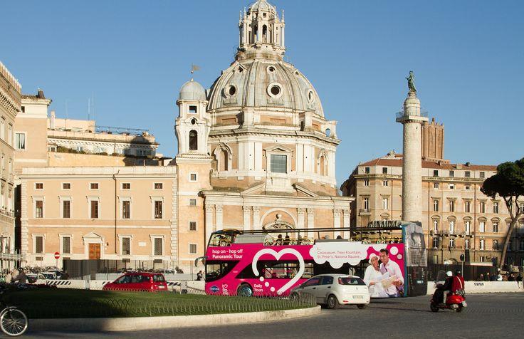 We Love Rome! #Rome #Roma #FindAReasonToGo #GrayLine #ILoveRome
