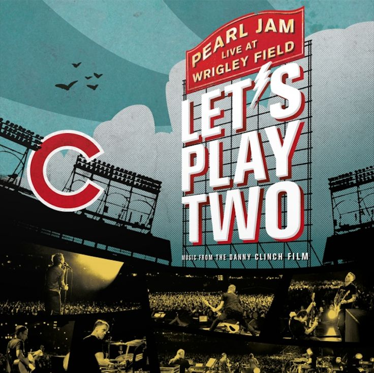 Pearl Jam 'Let's Play Two' Pearl jam, Lets play, Let it be