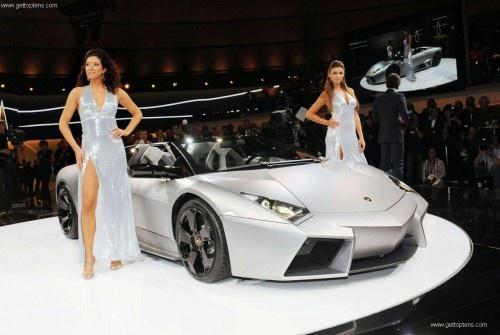 Top 10 Most Expensive Cars in the World 2013, 6). Lamborghini Reventon (Price: $1,600,000)