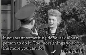 I Love Lucy Quotes | From the Desk of Dean Waite » Blog Archive » Most collectors collect ...