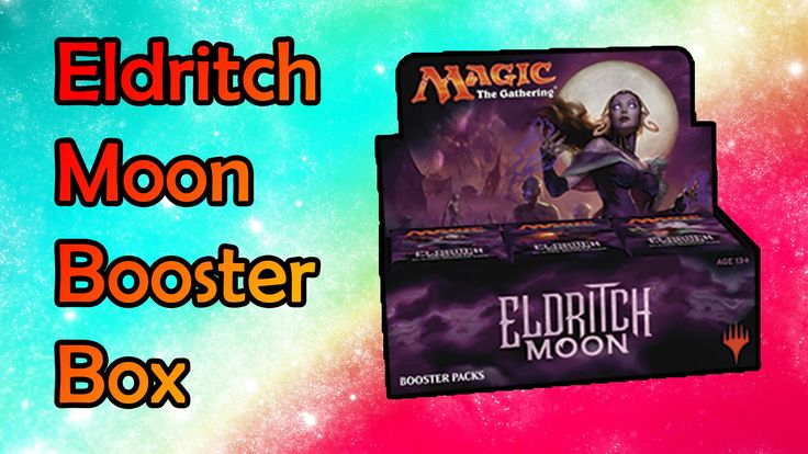 MTG - Eldritch Moon Booster box opening
