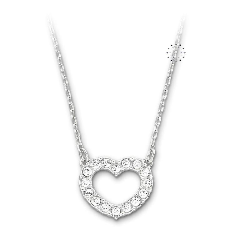 Κολιέ Towards Heart Swarovski  69€  http://www.kosmima.gr/product_info.php?manufacturers_id=62_id=18318