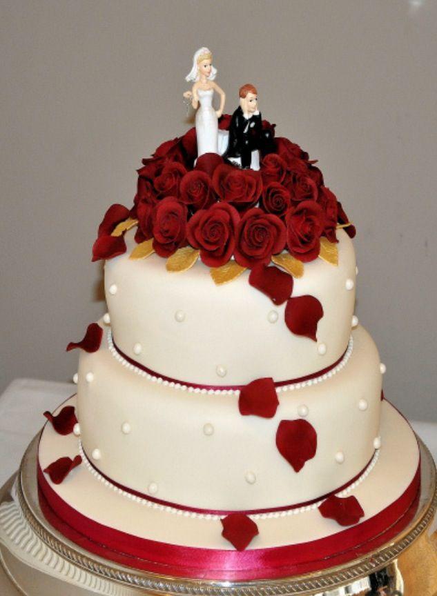 Fondant Cake Design Rosemount Aberdeen : 17 Best images about Valentine Day Wedding on Pinterest ...