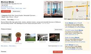Optimising your Google Places Page listing