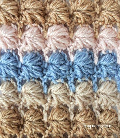 @ MyPicot - Free crochet pattern •✿• Teresa Restegui http://www.pinterest.com/teretegui/ •✿•