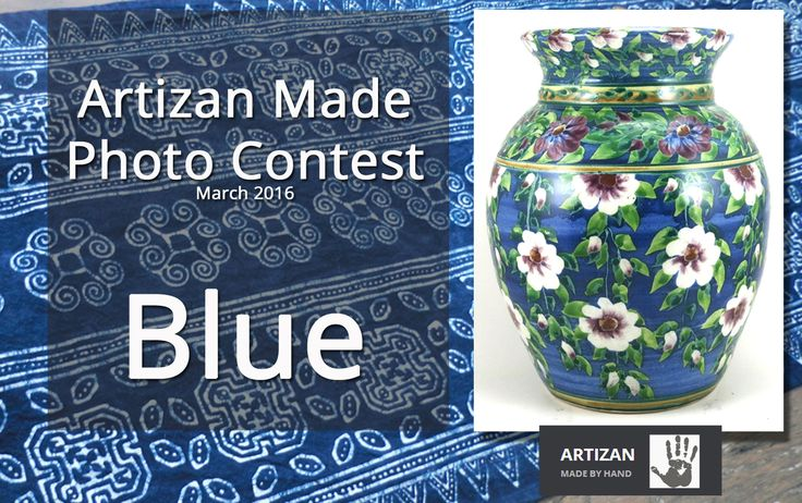 2016 March Artizan Made Photo Contest- Blue - peace4you at the Beach