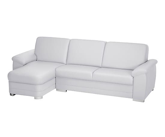 """Sofa narożna lewostronna """"Bossi Blanc S"""", 153 x 267 x 88 cm"""