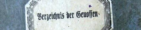 """Die Geschichtswerk eG bietet """"historische Dienstleistungen"""" an."""