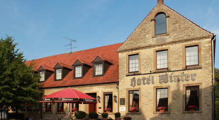 Hotel Winter Schöppingen This traditional family-run hotel is situated in the oldest part of the village of Eggerode in North Rhine-Westphalia boasting excellent opportunities for walking and cycling.
