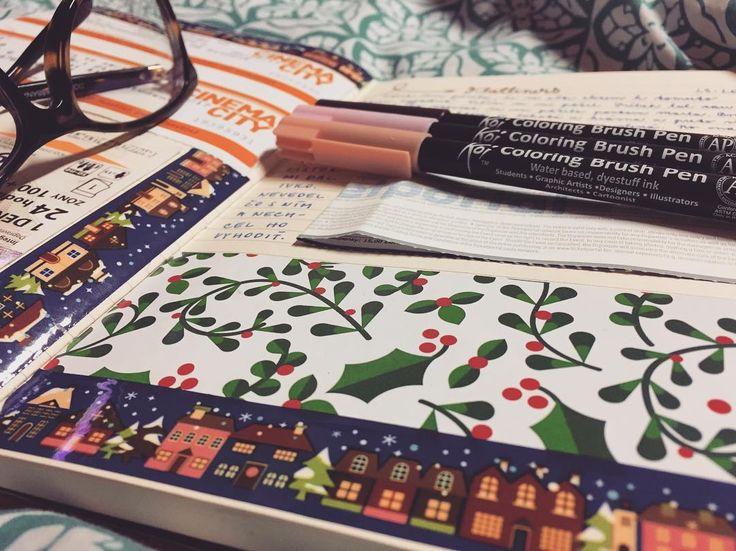 """Páči sa mi to: 25, komentáre: 3 – Dominika Imrichová (@ms_domca) na Instagrame: """"Christmas is coming ✨🎄❄️ #christmas #christmastime #christmasiscoming #journal #journaling…"""""""