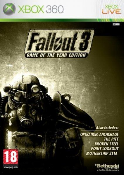 Game PC Rip - Fallout 3 GOTY [PAL] [Xbox 360] [Español/Multi] [MEGA]