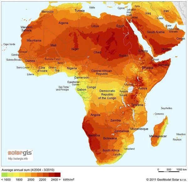 Akon's Solar Academy Aims to Light Up Africa | EarthTechling