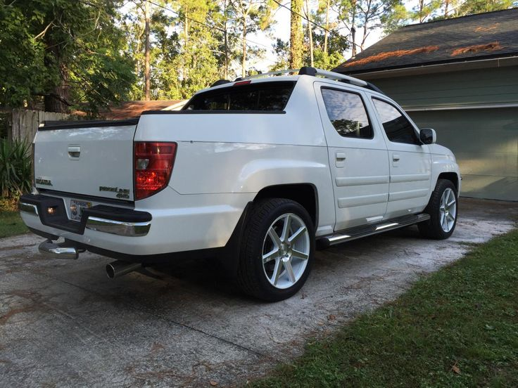 Tires & Wheels MASTER Thread__POST PICS HERE - Page 93 - Honda Ridgeline Owners Club Forums
