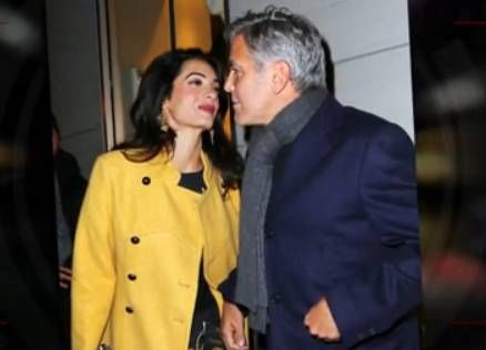 Ehekrise bei Amal und George Clooney? Steht die Ehe vor dem aus?