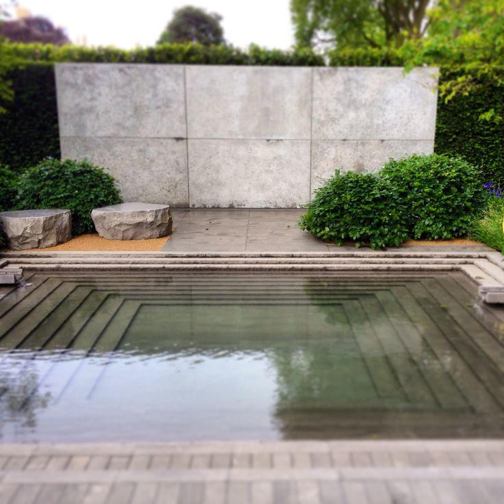 Pool envy: Luciano's Garden Chelsea 2014