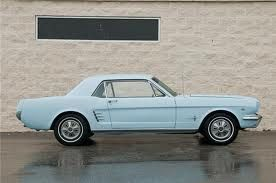 1966 Ford Mustang Coupe - #Classic #American #MuscleCar