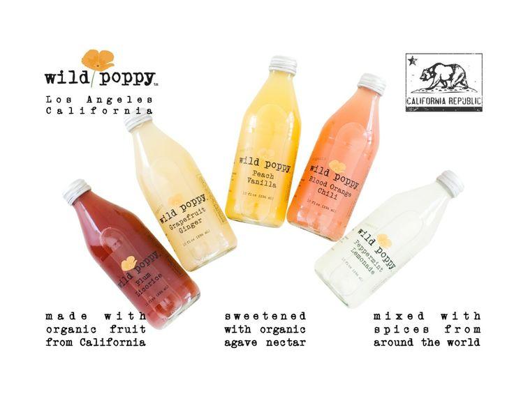 Wild Poppy Juice Whole Foods