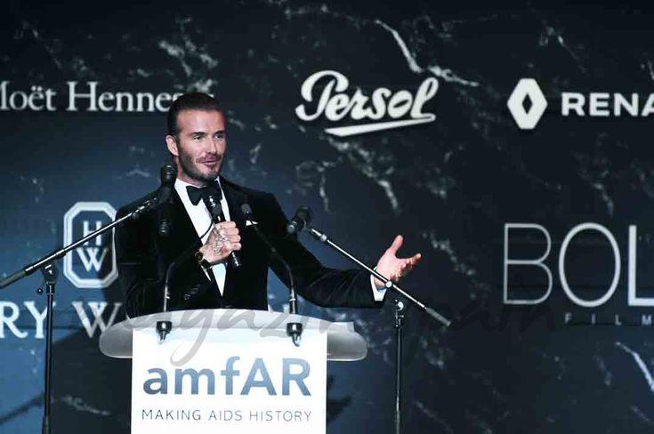 Gala amfAR: Por una noche, estilismos y glamour se cubren de solidaridad en esta cita para recaudar fondos contra el SIDA. Con David Beckham como maestro de ceremonias entre las invitadas más espectaculares pudimos ver a un trío de lujo: Paz Vega, Irina Shayk y Bella Hadid.
