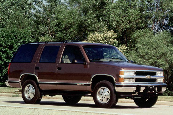 1992-00 Chevrolet Blazer/Tahoe | Consumer Guide Auto