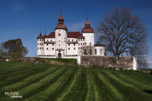 Lackö Slott Lidköping west sweden