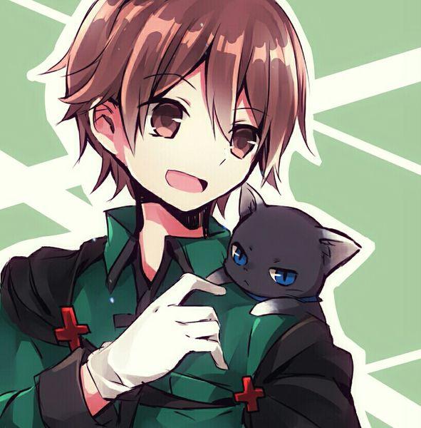 トキ×ニャン猫!【トキ誕カウントダウン企画】/葉桜ちこり