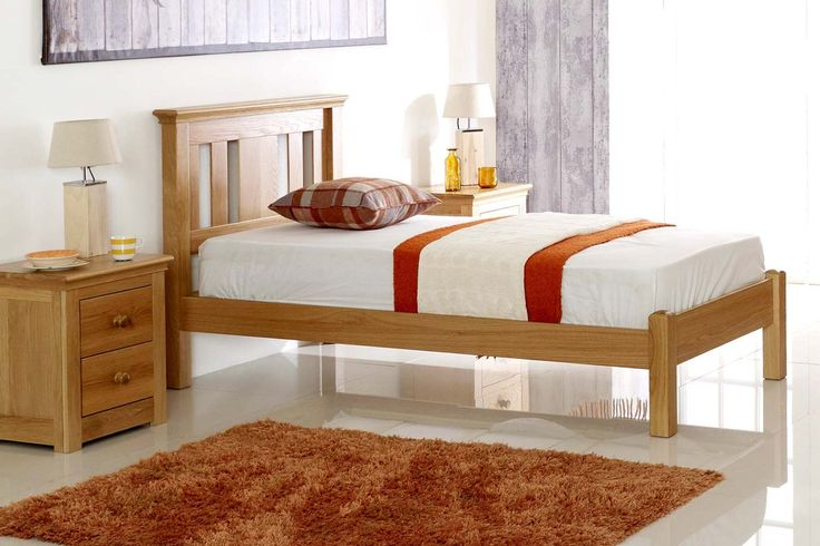 Best 25+ Oak Bed Frame Ideas On Pinterest
