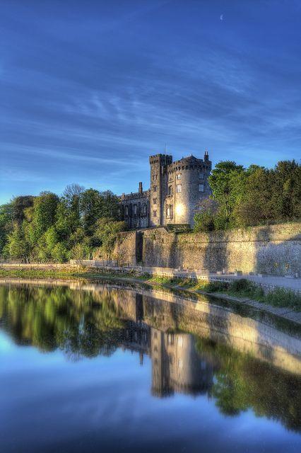 Kilkenny / Cill Channaigh | Ireland, Castles and Cities