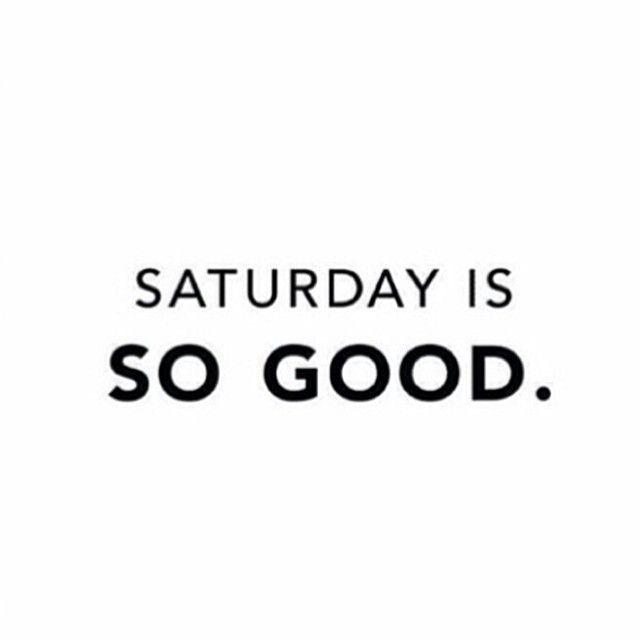 It sure is. #happyweekend