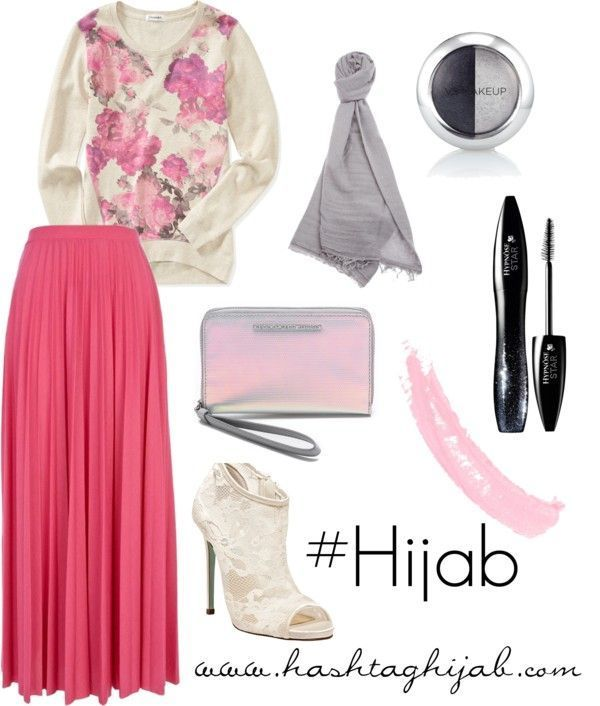 Arabic Style : Hijab Fashion 2016/2017: Hashtag Hijab Outfit #8  Hijab Fashion 2016/2017: Séle