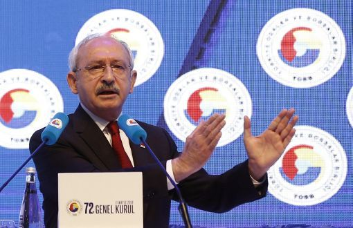 Investigation into Kılıçdaroğlu Over His Words 'No Presidential System Without Shedding Blood'