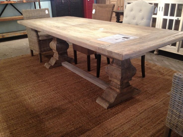 Wood Dining Tables Mango And Dining Room Tables On Pinterest