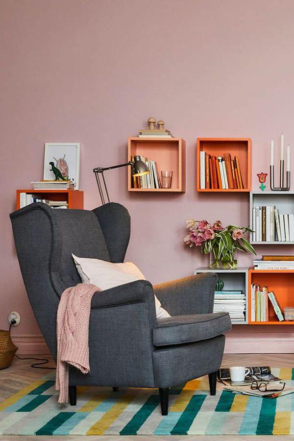 20 Practical Wall Ideas With Ikea Eket Cabinet Obyvaci Pokoj
