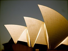 Sydney Opera House, again...just so iconic!