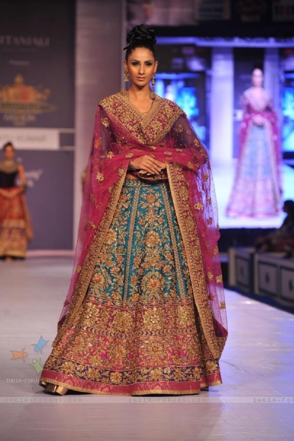 Ritu Kumar - Rajasthan Fashion Week